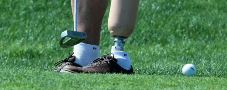 El golf adaptado andaluz protagonista en La Cartuja con la RFAG
