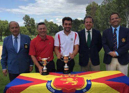 Gran victoria de Juan Postigo por tercera vez consecutiva
