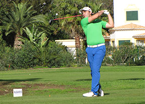 José Luis Adarraga termina sexto