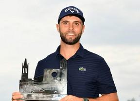 Adri Arnaus, mejor golfista catalán del año