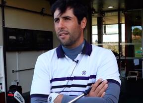 Adrián Otaegui empieza a trabajar de cara a al año que viene