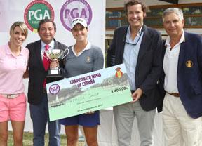 El RACE vuelve a acoger el Campeonato de la WPGA de España femenino