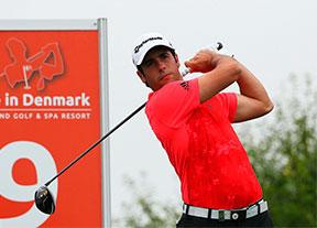 Otaegui termina tercero en Dinamarca a dos golpes de Thomas Pieters