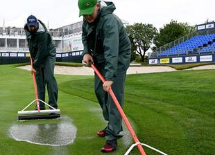 Carlos Pitarch: 'El golf quiere llegar a consumir cero agua convencional'