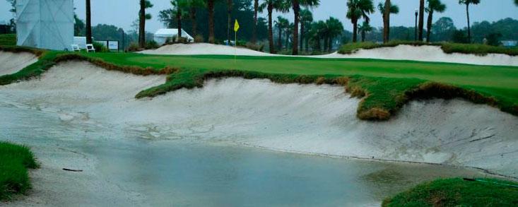 La ronda final se aplaza al lunes tras las lluvias
