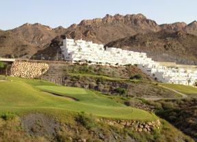 Aguilón Golf, el mejor campo desértico de Europa, como no lo habías visto nunca