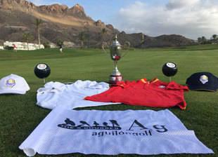España quiere seguir dominando la Ryder de Aguilón Golf