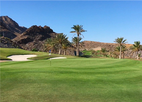 Aguilón Golf, en un minuto