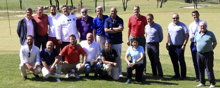 Golf de calidad en la sierra de Madrid en un campo extremadamente divertido
