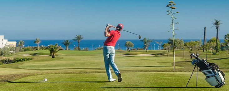Alborán, proxima parada del World Amateur Golfers Championship Spain