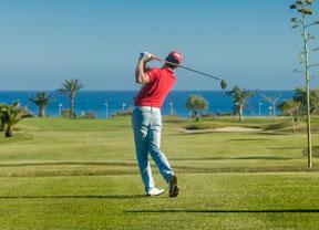 Alborán Golf acoge a los mejores jugadores de Andalucía