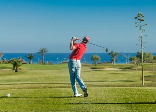 Alborán Golf se viste de gala