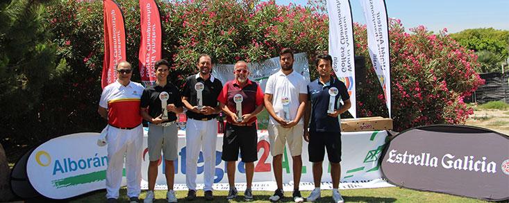 Alborán ya tiene ganadores del WAGC