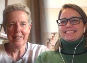 Marta Figueras-Dotti y Alexandra Armas hablan de sus objetivos más inmediatos