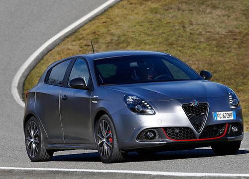 La pasión se renueva con el Alfa Romeo Giulietta