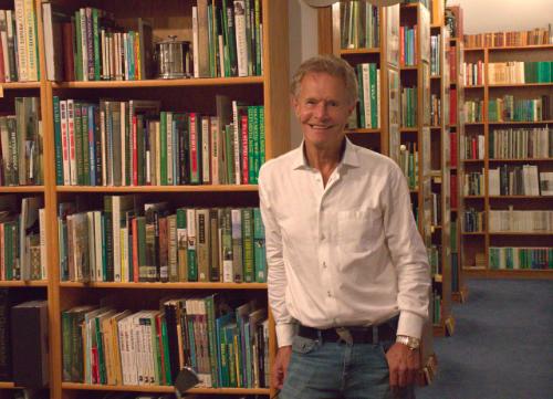 St. Andrews administrará la colección de libros de golf más grande del mundo
