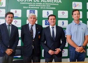 Almería, destino preferente de golf