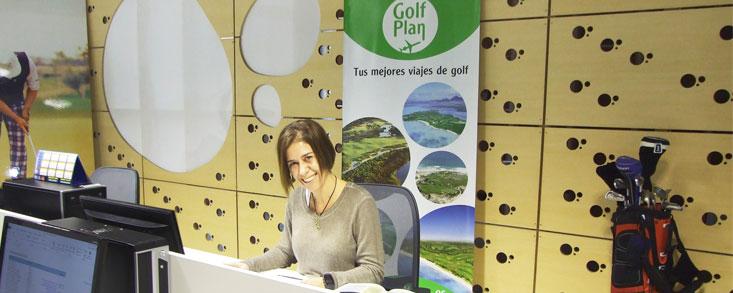 """Almudena Lafuente: """"No hay mejor plan que viajar y jugar al golf y para eso hemos creado estas 18 propuestas"""""""