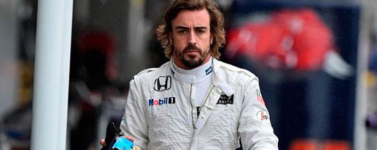 Alonso: 'Mal vamos con el undécimo puesto'