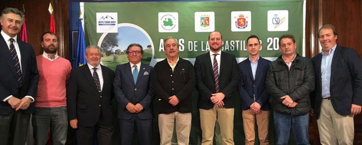 Cabanillas Golf acogerá la quinta edición del Alps de las Castillas
