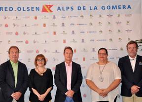 Presentado el Alps Tour de La Gomera