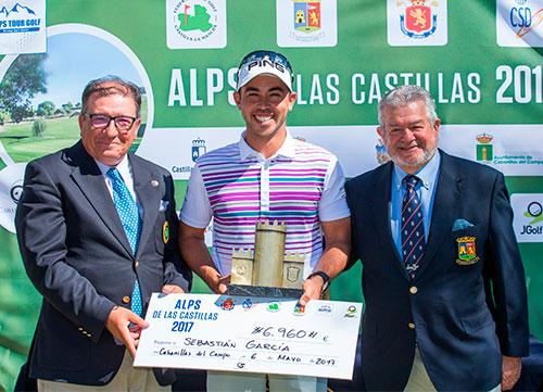 El Alps de las Castillas será en León Club de Golf