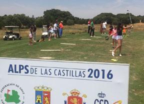 Los más pequeños, protagonistas en el Club de Golf de Lerma