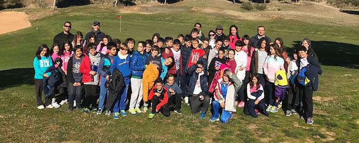 El Alps de las Castillas, apuesta y promoción por el golf