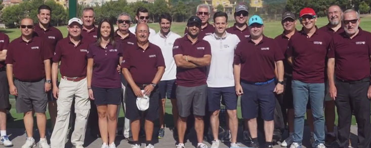 El Club de Golf Altorreal vivió con intensidad una nueva jornada del circuito Decathlon