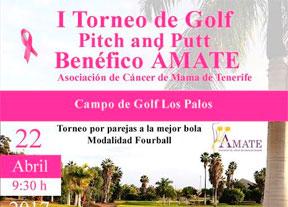 Torneo Pitch & Putt para la lucha contra el cáncer de mama