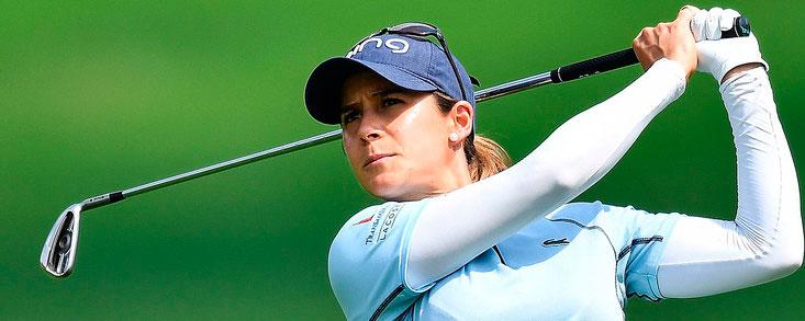 Azahara Muñoz tampoco se perderá el Mediterranean Ladies Open