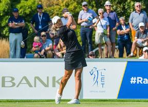 Amy Boulden afronta en Suiza la defensa de su único título en el LET