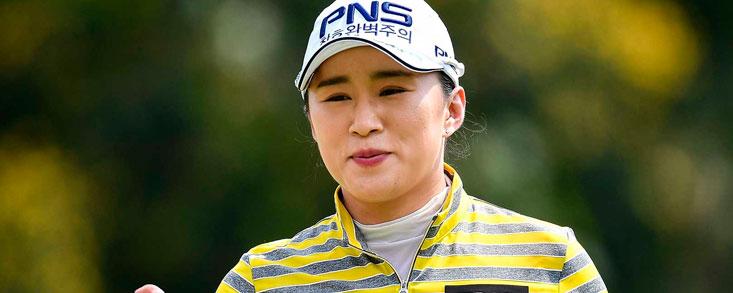 Amy Yang se enamora de Tailandia y gana por segunda vez en tres años