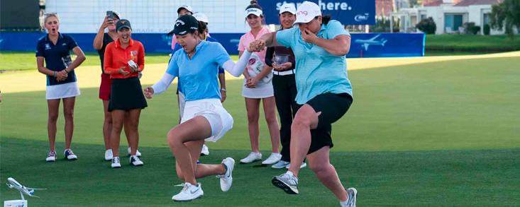 Tres españolas jugarán en Rancho Mirage el primer Major de la temporada