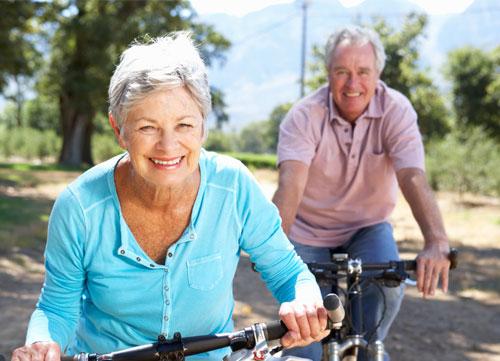 La mitad de los ciclistas fallecidos en ciudad son mayores de 65 años