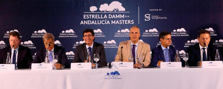 Andalucía se presenta como el motor español del European Tour