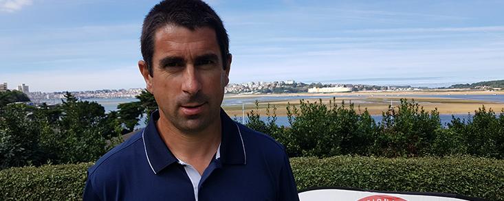 Ander Martínez, nuevo presidente de la PGA de España