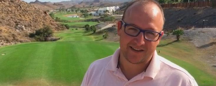 Ángel Blázquez: 'Si te gusta el golf, en las tiendas de Madrid de Decathlon hay un sitio para tí'