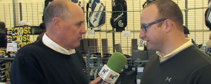 Decathlon, protagonista en Madrid Golf Experience
