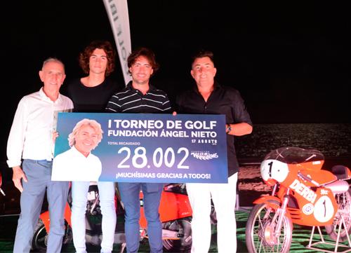I Torneo de la Fundación Ángel Nieto