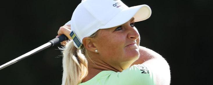 Anna Nordqvist revienta el torneo con una vuelta de 61 golpes