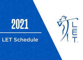 El Ladies European Tour anuncia 27 torneos en su un calendario para 2021