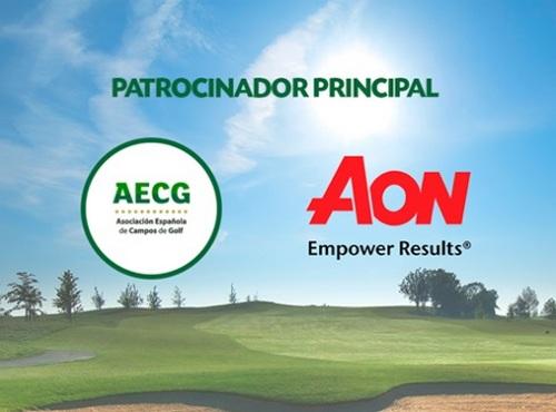Acuerdo AON y la Asociación de Campos de Golf de España