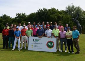 Los jugadores dan su apoyo a la Ryder Cup española de 2022