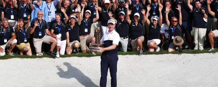 McEvoy hace historia: gana en Alemania tras su victoria en el Challenge Tour