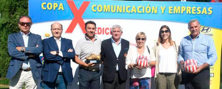 La Copa Comunicación promueve el deporte con el IX Memorial Arteche