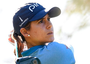 Azahara Muñoz, la mejor española en Michigan con -6