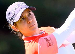 Azahara Muñoz se mantiene en una ronda complicada