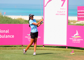 Arranca en Abu Dhabi la temporada del Ladies European Tour