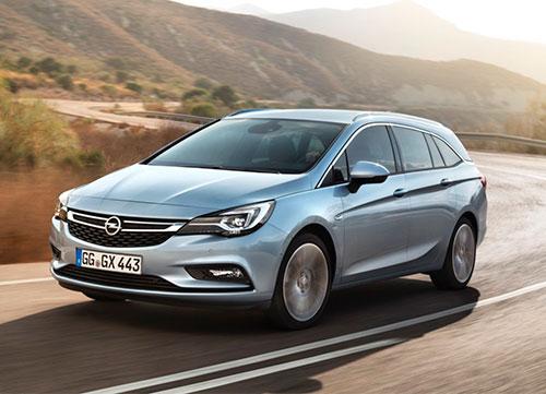 Opel Astra, más estilizado y más ligero